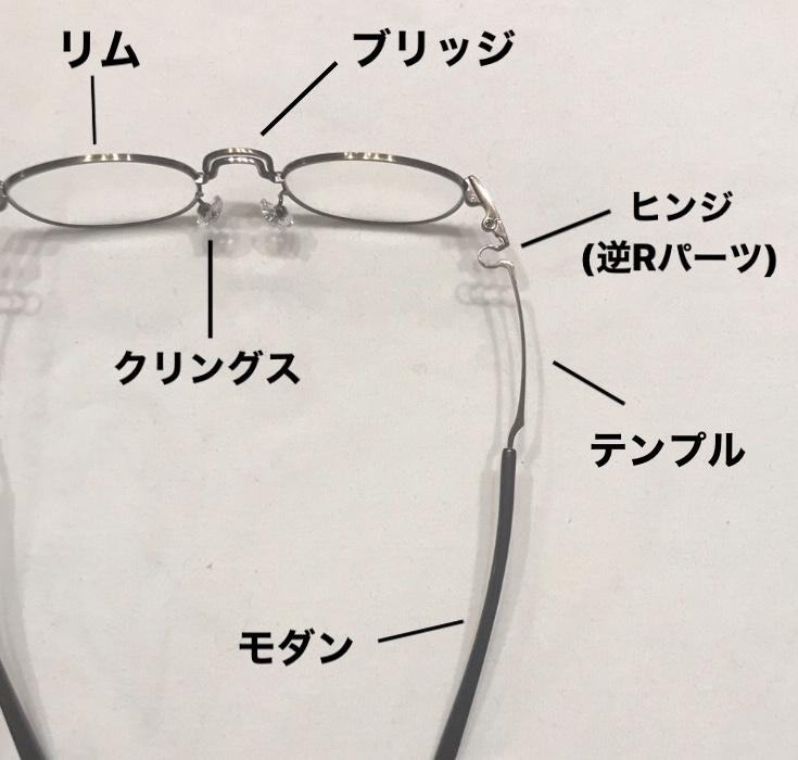 金子眼鏡のモダン